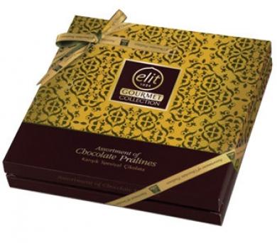 Gourmet Collection Spesiyal Çikolata Sarı Kutu