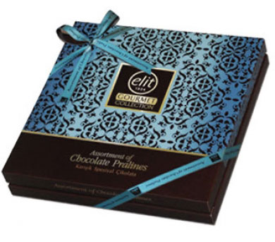 Gourmet Collection Spesiyal Çikolata Mavi Kutu