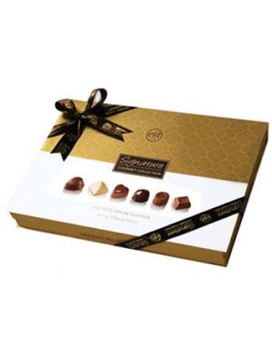 Signature Spesiyal Çikolata – Beyaz Kutu (256 Gr)