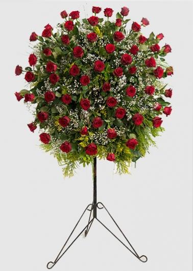 Kırmızı Rüya Ferforje Düğün