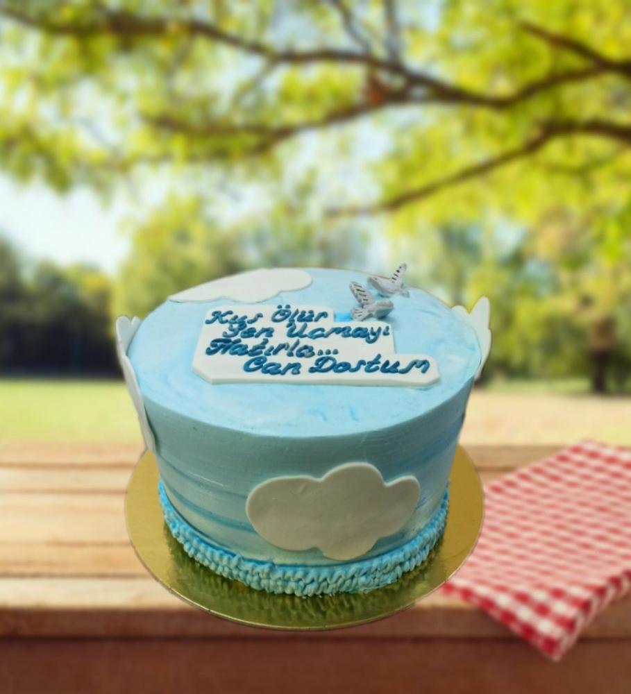Bulutların Arasında Pastası