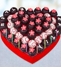 Çikolatalı Kalp
