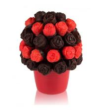 Kırmızı Siyah Güller
