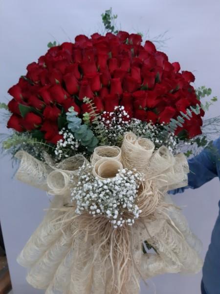 İsteme Çiçeği Rodos Güller 150 Adet