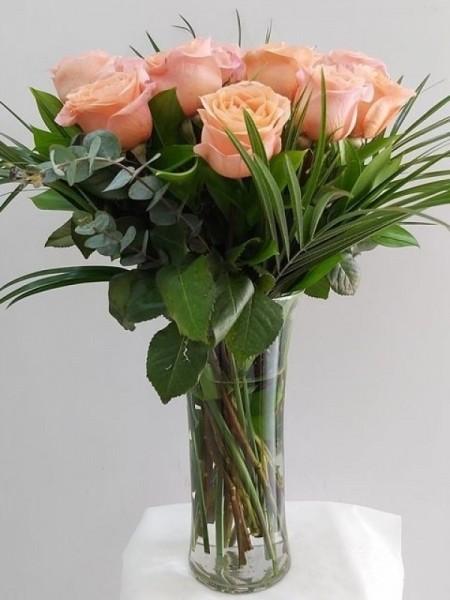 İthal Güller Vazoda