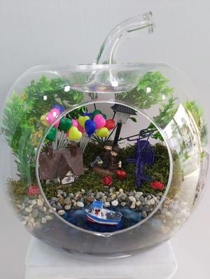 Teraryum Bahçe